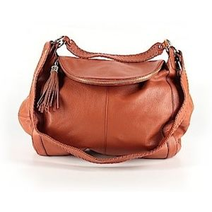 Onna Ehrlich Leather hobo bag.(Pre-owned)